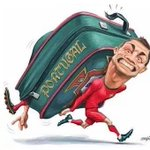 Portugal has scored 5 goals in this competition. Cristiano has been involved in 4 of them. https://t.co/oq8AhOKKW7