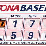 #WinnerWinner Rivas comes on for a strikeout and your Cats are onto the #CWS championship series!!! #BearDown https://t.co/4hq7azsifM