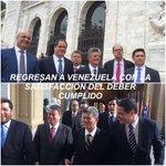 Esperando a Henry y a los Diputados q alzaron la voz en la OEA en nombre de 30 millones de vzlanos q queremos CAMBIO https://t.co/bZGssDKi3Q
