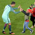 Portugal | Cristiano Ronaldo after the final whistle https://t.co/WQqG1HeTj0