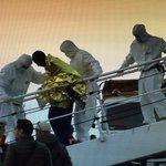 #migranti alle 8.00 in porto #Cagliari nave con 737  profughi @TgrSardegna @TgrRai https://t.co/d0xMelr0Sv