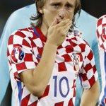 Croatia | Luka Modric after the final whistle https://t.co/bLqIHYHMIG