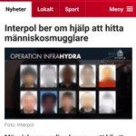 Hej @svtnyheter, om Interpol ber om hjälp att hitta flyktingsmugglare, varför behövde ni censurera deras ansikten? https://t.co/gNoBHNQkxp