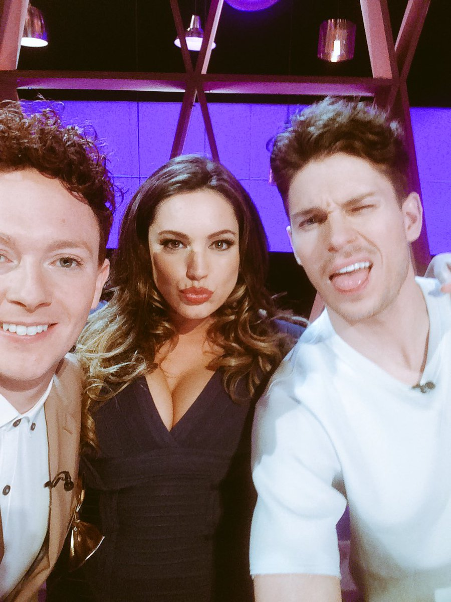RT @stephencomedy: Another night on #INMIY back on my bae @IAMKELLYBROOK and my new hubby @JoeyEssex_ https://t.co/mzBSMSiZZk