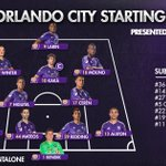Your starting XI for tonights match. #ORLvTOR https://t.co/PmxlgSkQz3
