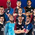 Here is the #USMNT Starting XI for #USAvCOL. #OneNation https://t.co/ERD64SuPlj