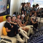 Everyone tune into @YouNow right now! Were going live???? #vidcon2016 https://t.co/bzY2IkwvN8