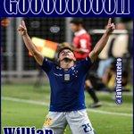Gooooooooooooooooll do #Cruzeiro! #Cruzeiro 2x1 Palmeiras https://t.co/qrQYkUluEo