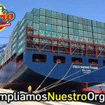 El buque chino Cosco Shipping Panama pagará cerca de 586.000 dólares de peaje por transitar por las nuevas esclusas. https://t.co/Hd1vKMPDfp