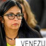 Esto fue lo que dijo Delcy Rodríguez en la OEA - https://t.co/xqbSWRlkrh https://t.co/dw82VCX1pu
