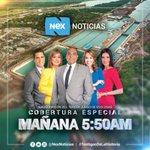 Sé #TestigoDeLaHistoria con todo el staff de @nexnoticias con la cobertura especial de ampliación de @canaldepanama https://t.co/X1t0FmhxrK