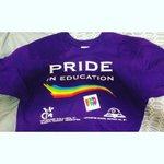 ATA Pride swag from today! Thanks @albertateachers + @lethpridefest! #uled @ULethbridgeEdu #lethbridgepride https://t.co/x2iJM2RQ7A