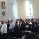 Presidente Juan Carlos Varela asiste a la misa de Acción de Gracia. https://t.co/YNwIGrCxfk