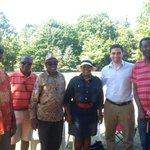 At Madaraka Day, Gibbons Park, with members of the Kenyan community in #ldnont. https://t.co/tGJjtUDjAN