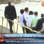 Presidenta Tsai Ing-Wen realizó recorrido en las esclusas de Miraflores en la tarde de hoy. #ElCanalDeTodos https://t.co/WBisfxGpHs