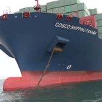 "El Cosco Shipping Panama en ""conteo regresivo"" para inaugurar el Canal Ampliado https://t.co/BI3HKyUAap #Panamá https://t.co/5U5NBl8nHg"