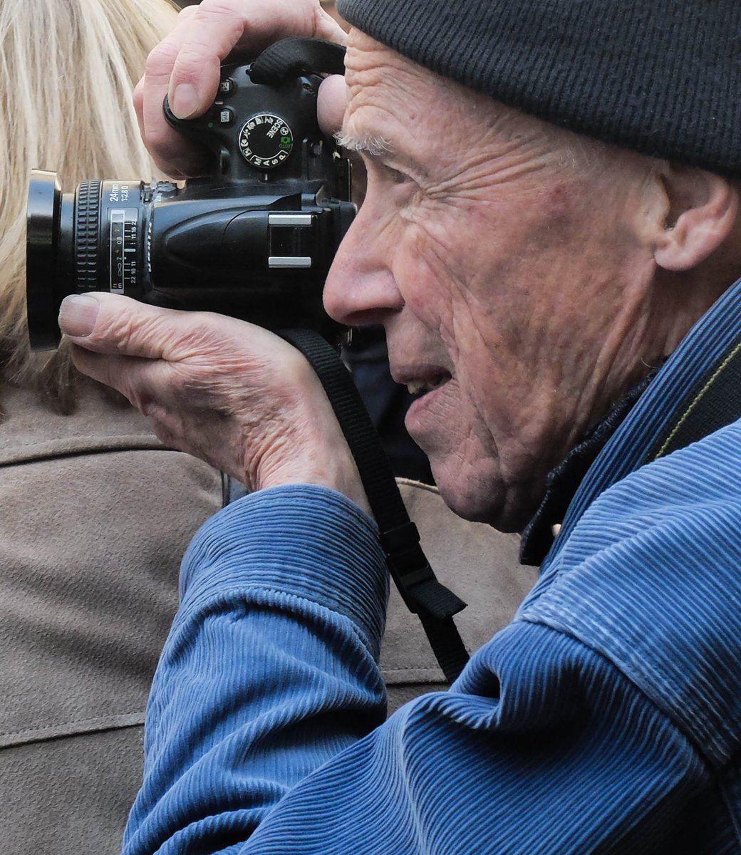 You will be forever missed. Rest in peace, Bill Cunningham. https://t.co/M2ac5mYI3D
