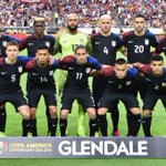 Take a look at tonights #USMNT Starting XI. #USAvCOL, 0-0, 15 https://t.co/8YlMmA0QyT