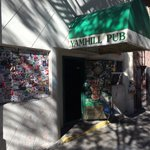 The place that gentrification forgot or was too grossed out really not sure #Portland https://t.co/xOSZ62iAVS