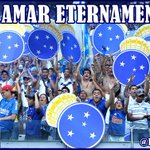 Boa noite pra que vai dormir feliz da vida hoje! Te amo @Cruzeiro! https://t.co/dvLvRn4lAS