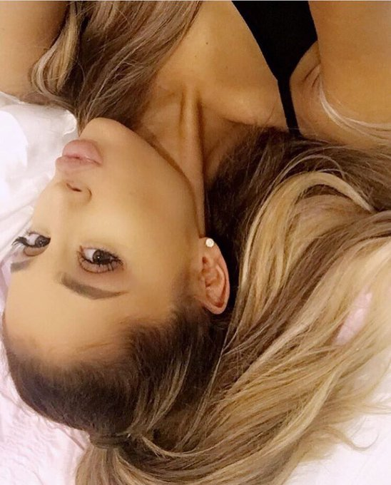 Happy birthday Ariana Grande we love you
