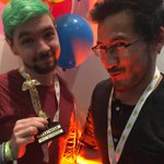 Looks like @Jack_Septic_Eye won an award! https://t.co/RicUtI0HEj