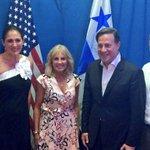 Mi agradecimiento a @DrBiden y la delegación oficial de Estados Unidos por acompañarnos en esta celebración. https://t.co/C9gQ52AoCF