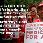 82 mil. Americans are uninsured/underinsured. The solution is #Medicare4All BUT it was rejected for the #DemPlatform https://t.co/67QmjjOphv