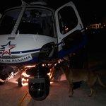 Se realiza inspección del helicóptero @canaldepanama vuelos de pruebas para grabación vistas aéreas #SomosElCanal https://t.co/Yiq9ej6z9O