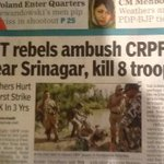 What does the Times of India mean by LeT rebels. Are they Indian rebels?  Against who? Are they not terrorists? https://t.co/OmpuuiVPNh