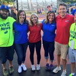 Day No. 1 in the books at @SpokaneHoopfest for @kxly4news! Same time, same place tomorrow! https://t.co/H4QR7W1r3u