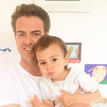 Avec mon fils adoptif Oscar #tournage #film OFFENDERS de Marvin ZANA #backstage #shooting #baby 🍼 https://t.co/EVjpHtkUg9