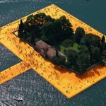 How Christo built that $17 million, two-mile-long floating walkway: https://t.co/iZTqbYz7DP https://t.co/u74KOV29nj