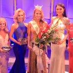 Congratulations to #MissClemson @rachelyukiwyatt, our 2016 Miss South Carolina!!! 👑  #MissSC2016 https://t.co/AKY0pp0qoM