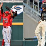 The CWS final is set!  Arizona and Coastal Carolina will play for the title. Game 1 is Monday at 7 p.m. ET on ESPN. https://t.co/4IC537KtjB