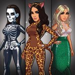 Halloween is my favorite holiday and one of the most fun times to work with my game team! #KimKardashianGame https://t.co/Z46A3zxOlU