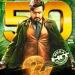 #24TheMovie official 50 days poster (arriving 2 days late).. A film which the creators can be proud of.. #Suriya https://t.co/K4PclpAS16