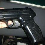 Con esta pistola se pretendía cometer un atraco a un ciudadano en la vereda Aguas Negras #Montería. Fue abandonada. https://t.co/FQfPJGT2ge