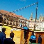 Si es q se prohíbe todo en esta ciudad, hasta dormir la mona ???????? Felices Fiestas tb para la @PoliciadeBurgos #Burgos https://t.co/nxWQlh2m8B