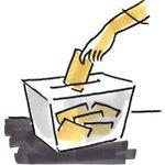 Tu voto es tu voz. No dejes que otros decidan por ti. El que calla, otorga. #AVotar #UnidosPodemos26J #HaiMarea https://t.co/8r8xlCpmq4
