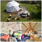 Ends tommorow #win a break at Loch Tay Geo Domes - RT & Follow to enter - https://t.co/j4H2ZYy2dZ https://t.co/EfKauFnoym #glamping #holiday