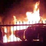 ONLY ON 9 | NAAJA cars up in flames, police treat fire near Darwins nightclub strip as suspicious @9NewsDarwin https://t.co/IYmkE3rE39