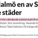 För 40 år sen bestämde politikerna att Sverige skulle bli mångkulturellt. Nu har vi facit. #migpol #svpol https://t.co/OT9da5koEG