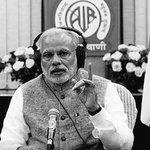 """Mohammed Rafi singing """"Kya hua tera vaada woh kasam woh iraada"""" on all India Radio, New Delhi.(1983)  #MannKiBaat https://t.co/r7cCdAjbeA"""
