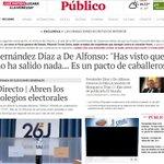 En Portada: nueva entrega de las grabaciones de Interior y la jornada electoral en directo https://t.co/ql4RLfvfz3 https://t.co/6Hdy6ylz8y