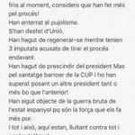 Com a independentista, era partidari de repetir @juntspelsi el #26J però ja q mhe de decidir votaré @ConvergenciaCAT https://t.co/TZAMCjASHY