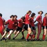 Great fun during a training session at #FCNürnberg (1979); #fcn #DerClub https://t.co/tdYuNuSIUd