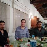 İl Dış İlişkiler biriminin düzenlediği Ayrı Topraklardan Gönül Sofrasına adlı iftar programına katıldık. #akçankaya https://t.co/6Tx5QIZ6Ze