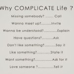 #IfYouKnew how NOT to complicate life. ???? https://t.co/AwoTdoSRMZ