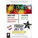 #IfYouKnew #LoveCantStaySilent is happening this coming Friday @Machakosuni #MachakosCounty you wont afford to miss https://t.co/WdS6e7VxTP